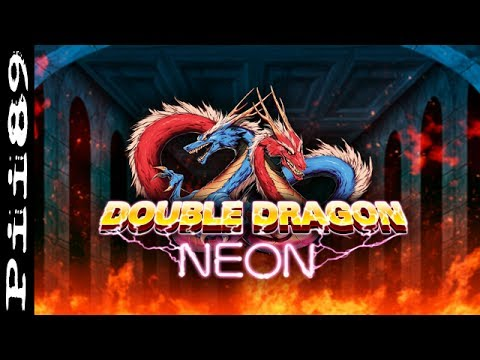 double-dragon-neon---mission-2:-back-alleys---pc-gameplay-1080p