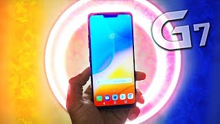 NEW LG G7 Hands On - What's New?