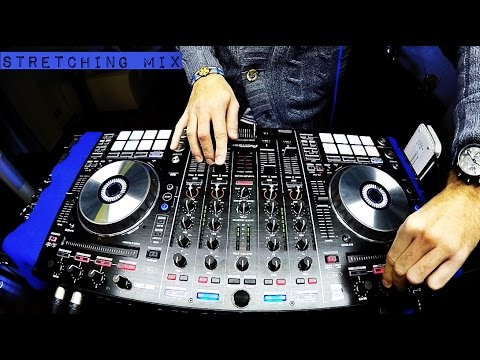 DanReano - Testing the NEW PIONEER DDJSX2 (with a Progressive house mix)