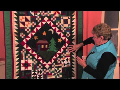 Let's Quilt #20: Helene's Quilts — Harwood Podcast : quakertown quilts - Adamdwight.com