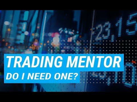 Why do I need a mentor for stock trading?