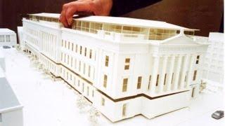 видео Строительный 3d принтер: создание дома