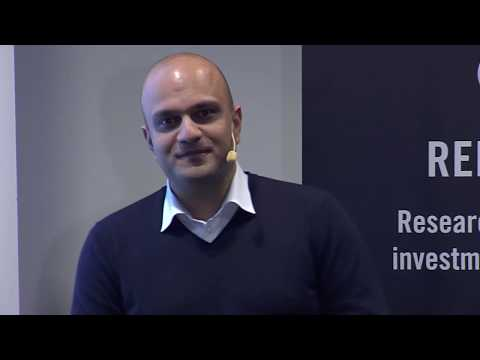 Heliospectra: Company Presentation at Redeye Investor After Work Event in Malmö