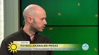 Brons till Fotbollskanalen vid New York Festival - TV4 Sport