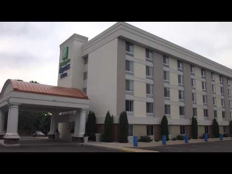 Visiting The Holiday Inn Express & Suites Milford