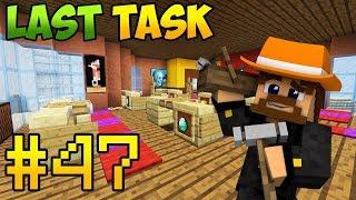 Minecraft LastTask 2 #47 - КАРАОКЕ И ТРЕНАЖЕРНЫЙ ЗАЛ