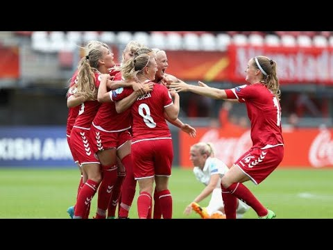 Denmark Women's World Cup qualifier in Sweden called off in pay dispute