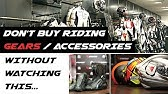 Planning for a riding jacket? CHECK THIS OUT-BELENUS - YouTube