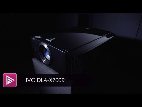 JVC X700 (DLA-X700R) 3D D-ILA Projector Review