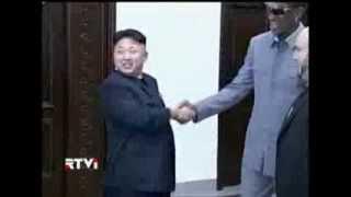 Деннис Родман не вернулся из поездки в северную Корею