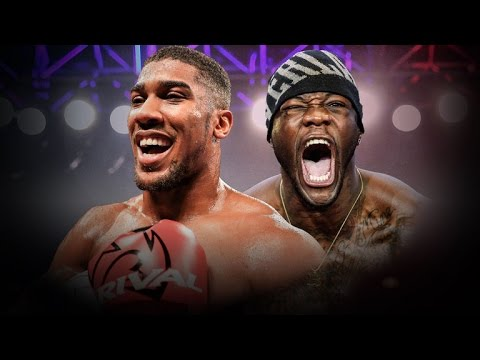 Deontay Wilder vs Anthony Joshua MEGA FIGHT HYPE #LDBC