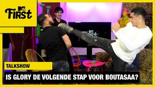 WERELDKAMPIOEN BOUTASAA KICKT YOUS | MTV FIRST