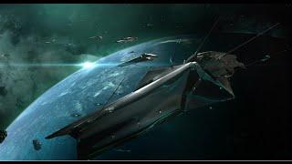 Eve Online: Operation Trireme: Catching a Drifter Battleship!