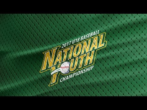 REPLAY: U18 Gold Medal Game, 2017 National Youth Championships