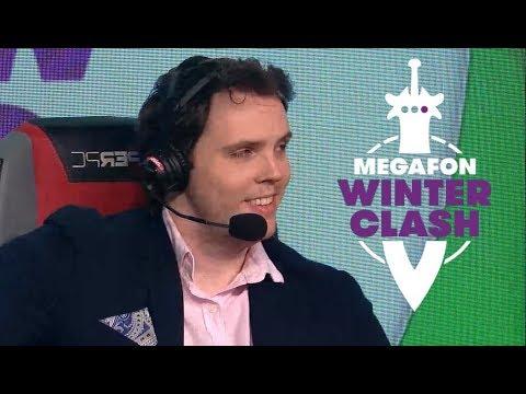 AdmiralBulldog MegaFon Winter Clash Highlights