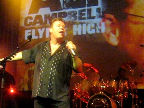 Ali Campbell Kingston Town  ( Live At Cambridge )