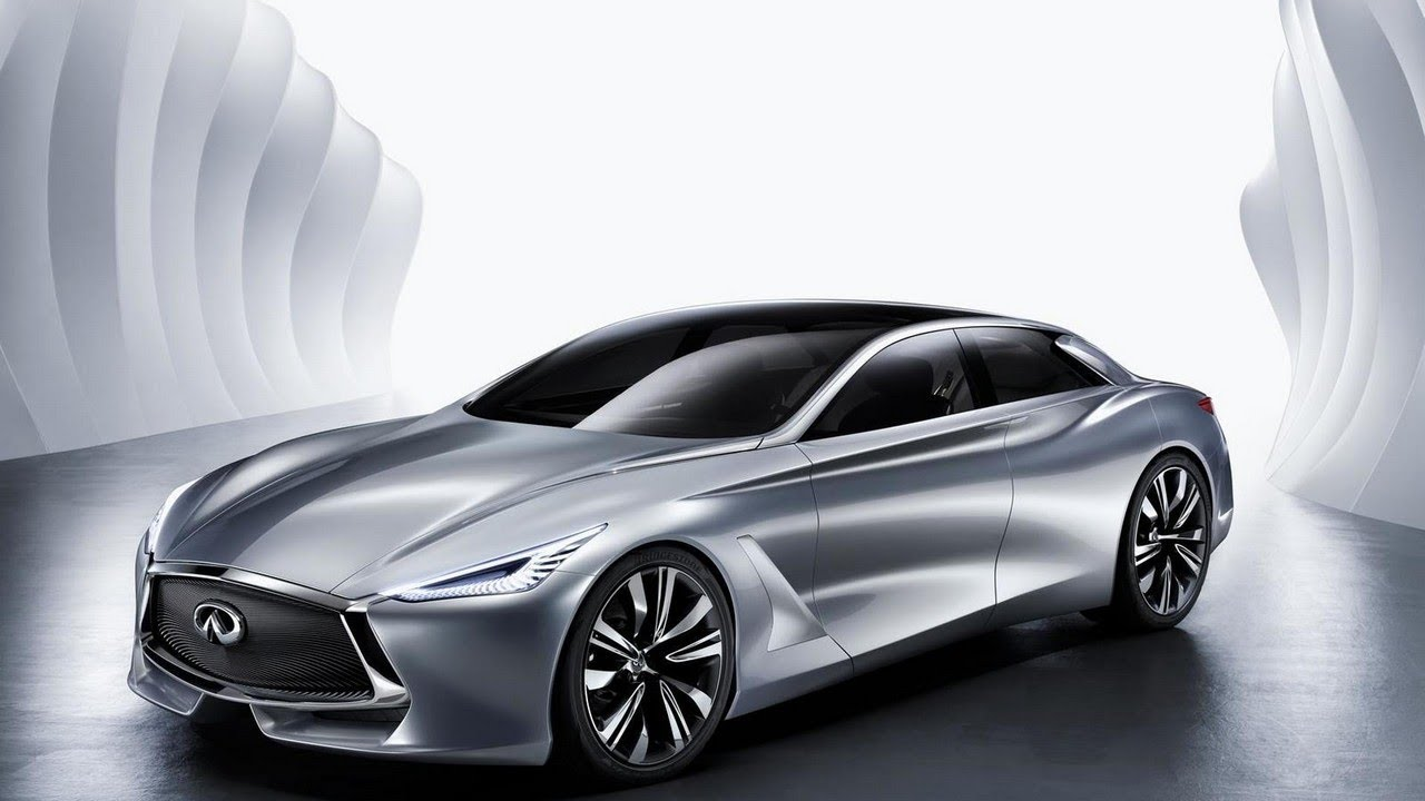 2018 Infiniti Flagship Sedan Concept Furious Cars