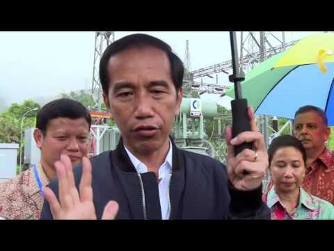 Keterangan Pers Presiden Joko Widodo 17 Oktober 2016.
