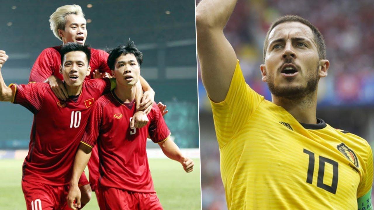 BXH FIFA tháng 9: Bỉ số 1 thế giới, Việt Nam số 1 Đông Nam Á
