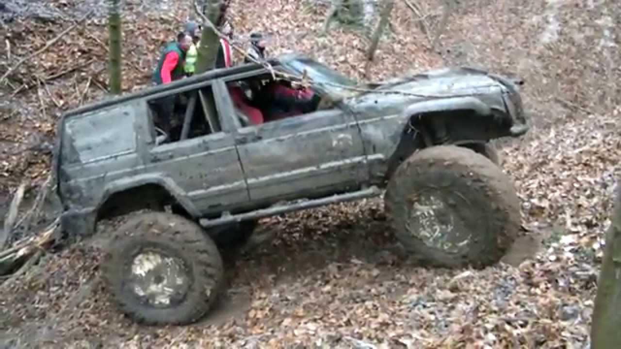 Jeep Cherokee Unimog Extreme XJ - 102.7KB
