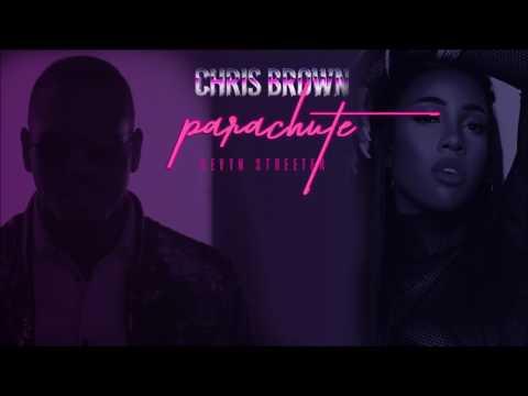 Chris Brown -  Parachute feat. Sevyn Streeter (Audio)
