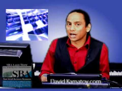 """Blog This"" with David Kamatoy Ep. 1  Smart Phone Wars & Mark Christopher Lawrence (.wmv format)"