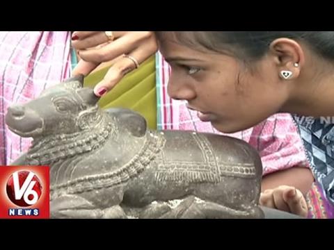 Maha Shivaratri Brahmotsavalu Grandly Commenced   Srisailam   V6 News