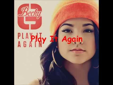 Play It Again (Speed Up)