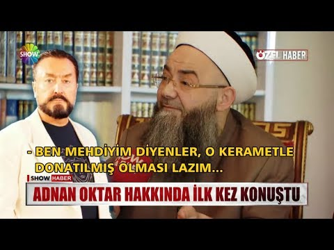 Cübbeli Ahmet Hoca'dan Adnan Oktar'a sert sözler!