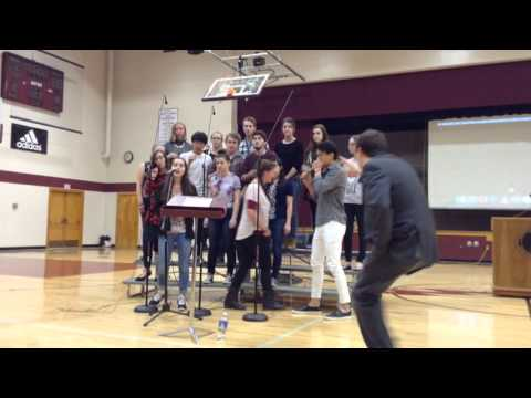 "Signed, Sealed, Delivered by Foxcroft Academy Select Choir ""Deep Treble"""