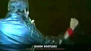 Queen, We Will Rock You (Fast) - Live In Argentina - 1981.
