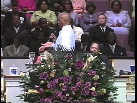 """EMPOWERED TO BE HOLY  EMPOWERED TO BE BLESSED"""" BISHOP JIMMIE HORTON"""