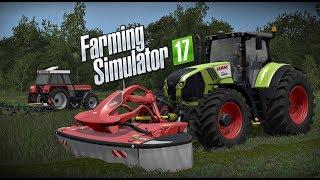Sianokosy na wesoło z Mikim ㋡ Rolnicy z Mazur [#1] ㋡ Arikson & Miki Games ㋡ FS17 Multiplayer