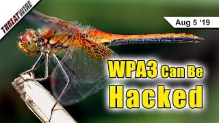 WPA3 Passwords Still Vulnerable To Hacks, Capital One Hack Breakdown - ThreatWire