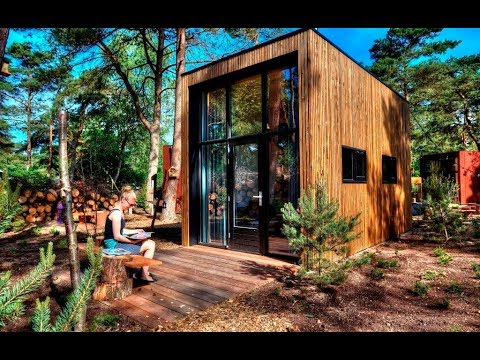 Tiny Houses By Droomparken Youtube