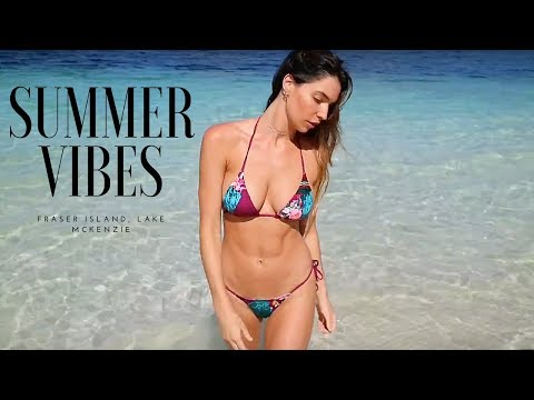 SUMMER VIBES | Fraser Island
