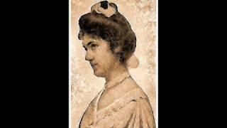 Soprano Elizabeth Wheeler ~ Loch Lomond (1910)