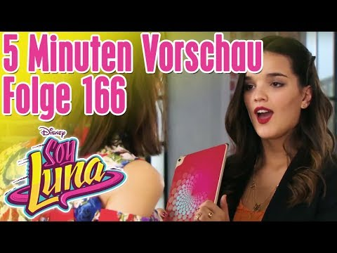 5 Minuten Vorschau - SOY LUNA Folge 166  Disney Channel