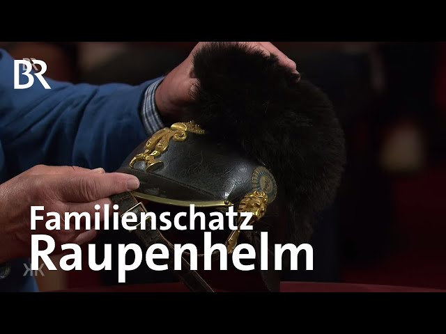 Als Familienschatz entpuppt: Bayerischer Raupenhelm | Kunst + Krempel