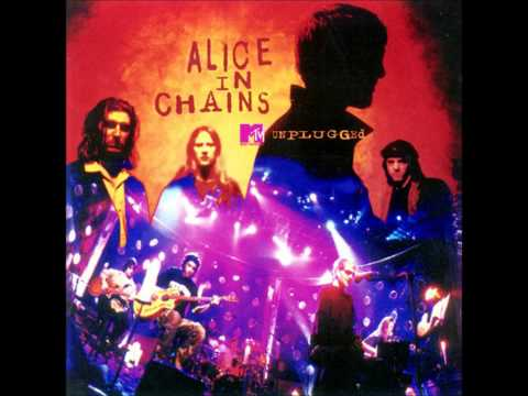 Alice in Chains - Down In A Hole (unplugged)