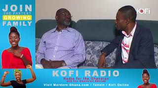KENNEDY AGYAPONG REVEALS MORE SECRETS ON ANAS AND SACKED EC BOSS LIVE ON #KOFITV