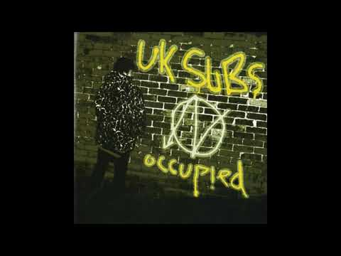 * UK-SUBS - occuped 1996 (full album)