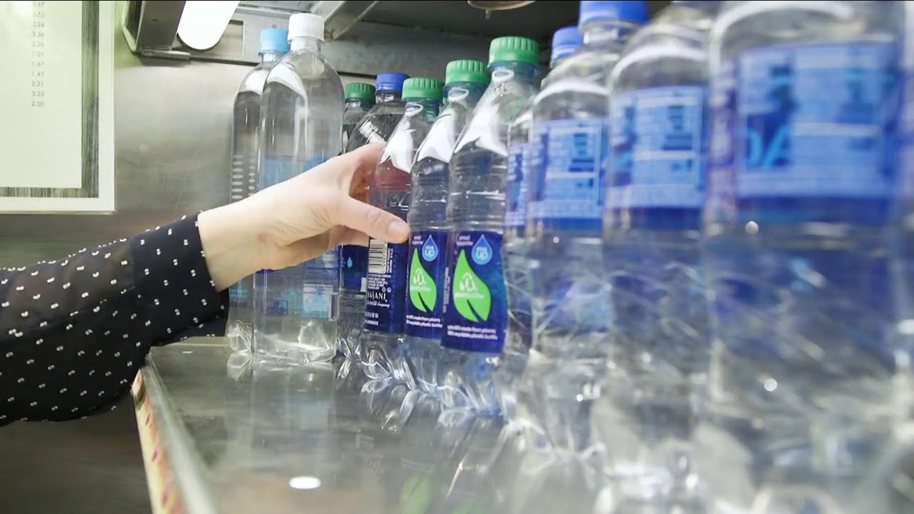 Bottled Water With High Arsenic Levels Sold At Target, Whole