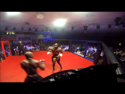 Christopher Anthony vs Nicholas Jackson at Apex Fight Night