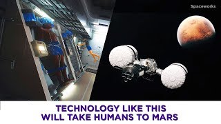 technology like this will take humans to Mars