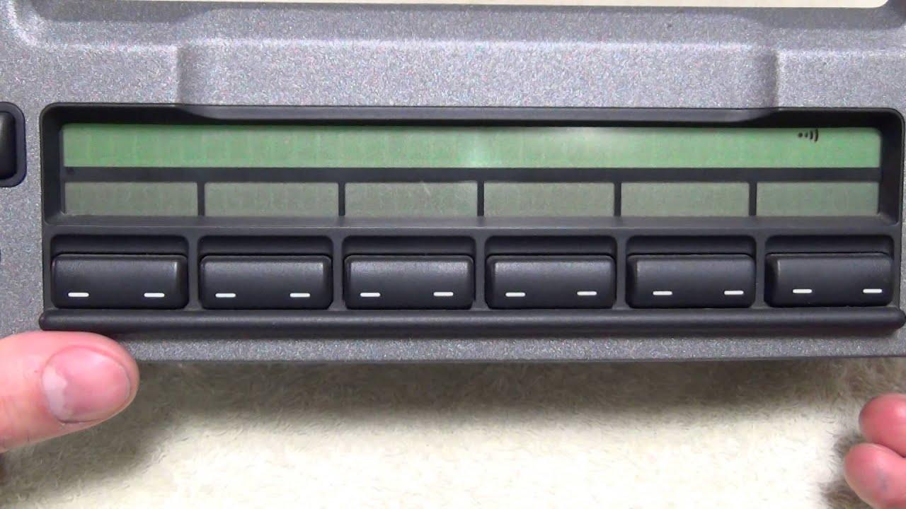 Range rover radio mid lcd pixel repair kit silver ribbon cable