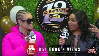 Mulatto Speaks On Her Growth In The Industry With MiAsia Symone