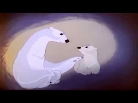 Белые медведи мультфильм умка