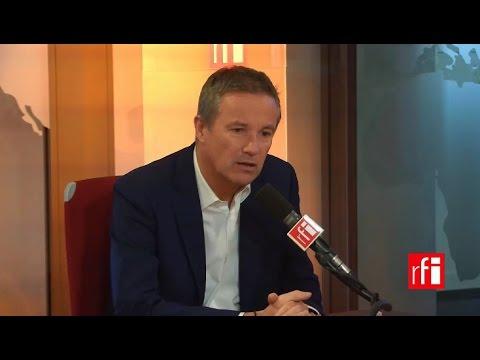 """RFI - NDA sur Erdogan : """" il est insupportable d'accueillir un apprenti dictateur en France """""""