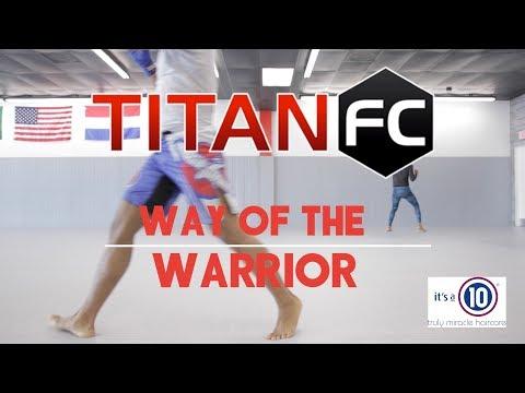 Titan FC 45 - Way Of The Warrior - Demarques Jackson